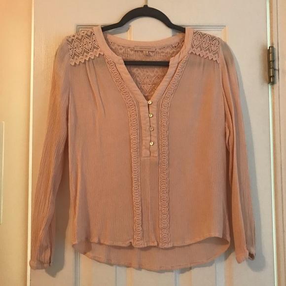 Tops - Linen blouse